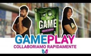 The Game Quick & Easy, Partita Completa. Proviamo a battere il gioco da tavolo in velocità!