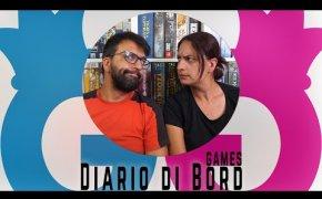Diario di Bord...Games! 3-9 luglio 8 Giochi da Tavolo giocati Vlog#66