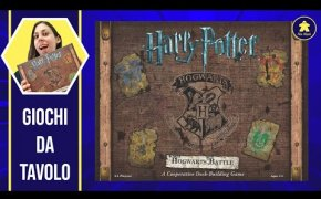 HARRY POTTER HOGWARTS BATTLE Tutorial - Gioco da Tavolo - La ludoteca #116