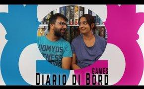 Diario di Bord...Games! 10-16 luglio 8 Giochi da Tavolo giocati Vlog #67