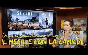 TUTTE le espansioni di Scythe - Due chiacchiere con il Meeple con la Camicia