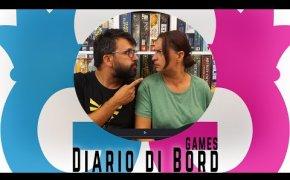 Diario di Bord...Games! 17-23 luglio 11 Giochi da Tavolo giocati Vlog #68