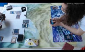 YUGIOH | SKY STRIKER VS ADAMANCIPATOR | MULTIVERSE OF GAMES