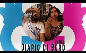 Diario di Bord...Games! 24-30 luglio 10 Giochi da Tavolo giocati Vlog #69
