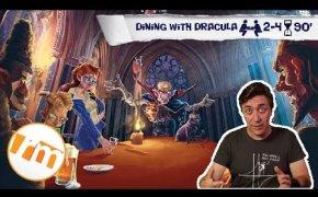 Dining with Dracula (anteprima kickstarter) - Recensioni Minute [304]