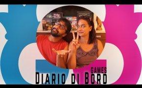 Diario di Bord...Games! GiocAosta 2020 15 Giochi da Tavolo giocati Vlog #70