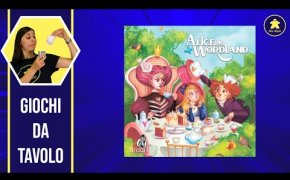 ALICE IN WORDLAND Tutorial - Party Game - La ludoteca #117