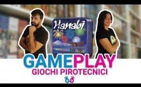 Hanabi, Partita Completa ad un esplosivo gioco da tavolo collaborativo!