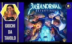 PARANORMAL DETECTIVES Tutorial - Party Game - La ludoteca #118