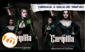 Carmilla: il bacio del vampiro (libro game) - Recensioni Minute [307]
