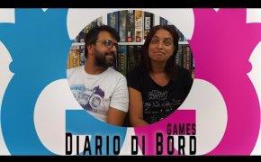Diario di Bord...Games! 14-20 Agosto 11 Giochi da Tavolo giocati Vlog #72