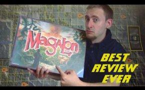 La Miglior Recensione di Sempre per un Gioco da Tavolo - Magalon