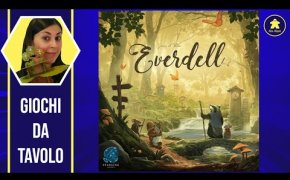 EVERDELL Collector's Edition Tutorial - Gioco da Tavolo - La ludoteca #119