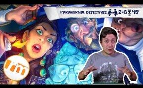 Paranormal Detectives - Recensioni Minute [308]