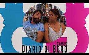 Diario di Bord...Games! 21-27 Agosto 8 Giochi da Tavolo giocati Vlog #73
