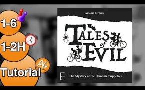 Come si gioca a Tales of Evil?   TUTORIAL