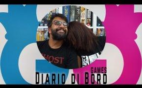 Diario di Bord...Games! 28 Agosto - 3 Settembre 8 Giochi da Tavolo giocati Vlog #74