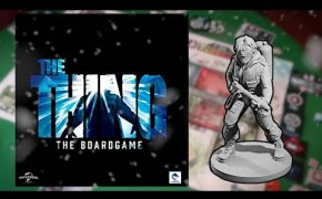 The Thing: Il Gioco da Tavolo UFFICIALE sul FILM di Carpenter