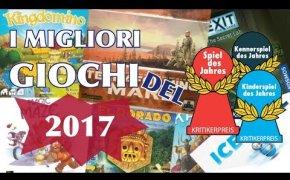 Spiel des Jahres 2017: Tutti i Vincitori!