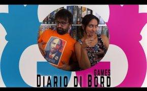 Diario di Bord...Games! 4 - 10 Settembre 8 Giochi da Tavolo giocati Vlog #75