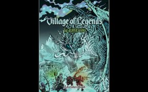 Village of Legends: LibroGame+Gioco