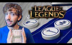 TELLSTONE: Il NUOVO Gioco da Tavolo su League of Legends è un GIOIELLO