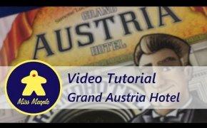 La ludoteca #36 - Grand Austria Hotel Tutorial