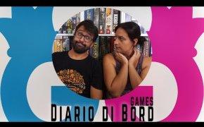 Diario di Bord...Games! 11 - 17 Settembre 8 Giochi da Tavolo giocati Vlog #76