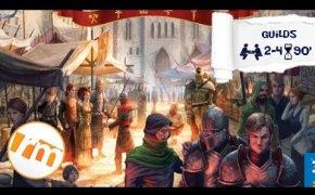 Recensioni Minute [169] - Guilds (con Autore)
