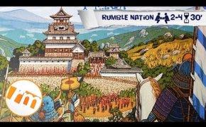 Rumble Nation - Recensioni Minute [312]