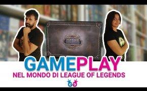 Mech vs Minions, Partita Completa al gioco da tavolo di League of Legends