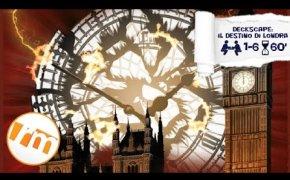 Recensioni Minute [168] - Deckscape: Il Destino di Londra
