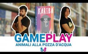 Kariba, Partita Completa ad un gioca da tavolo super portatile!