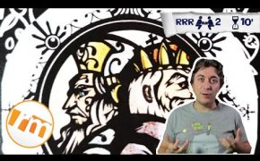 RRR (Regality vs Religion: Revolution) - Recensioni Minute [314]