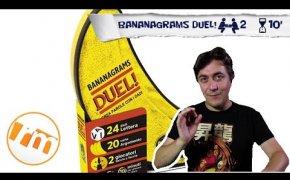 Bananagrams Duel! - Recensioni Minute [315]