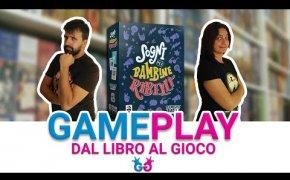 Sogni per Bambine Ribelli, il gioco da tavolo di Storie della buonanotte per bambine ribelli!