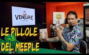 Venture - Le pillole del Meeple