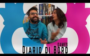 Diario di Bord...Games! 2 - 8 ottobre 7 giochi da tavolo giocati - Vlog #79