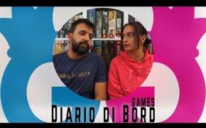 Diario di Bord...Games! 9 - 15 ottobre 7 giochi da tavolo giocati - Vlog #80