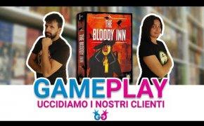 The Bloody Inn, Partita completa ad un macabro gioco da tavolo perfetto per Halloween