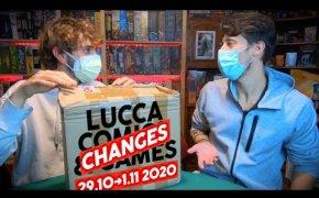 Ci è arrivato un PACCO dal Lucca COMICS! - Video EXTRA