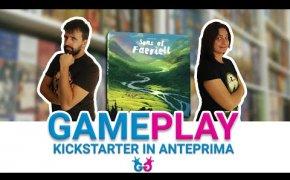Sons of Faeriell Partita Completa ad un gioco ora su Kickstarter