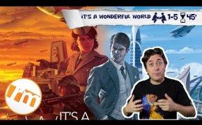 It's a wonderful world - Recensioni Minute [319]