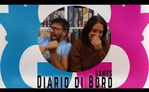 Diario di Bord...Games! 16 - 22 ottobre 6 giochi da tavolo giocati - Vlog #81