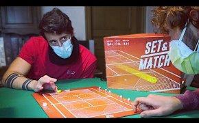 SET & MATCH, Il Gioco da Tavolo sul TENNIS