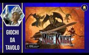 MAGE KNIGHT - Gioco da Tavolo Fantasy - Tutorial #122