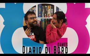 Diario di Bord...Games! 30 ottobre - 5 novembre 6 giochi da tavolo giocati - Vlog #83
