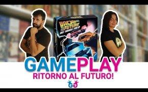 Back to the Future: Dice through Time - Partita completa al gioco di Ritorno al Futuro!