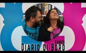 Diario di Bord...Games! 6 - 12 novembre 6 giochi da tavolo giocati - Vlog #84
