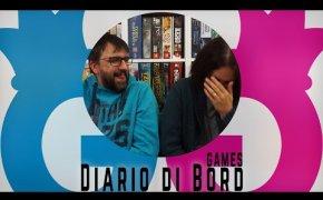 Diario di Bord...Games! 13 - 19 novembre 6 giochi da tavolo giocati - Vlog #85